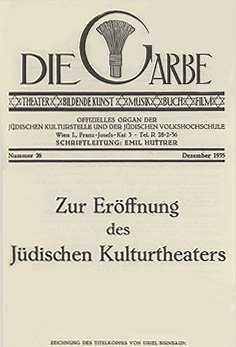 Die Garbe_Cover