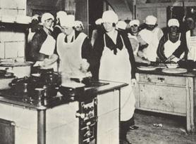 Kochkurs_Niederösterreichischer_Volksbildungsverein_1920er