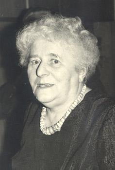 Matejka-Felden, Gerda
