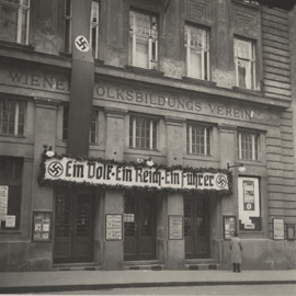 Wiener_Volksbildungsverein_Nationalsozialismus