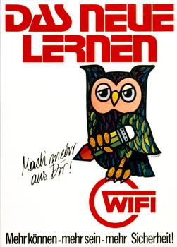 Cover des WIFI-Kursprogramms 1979/80