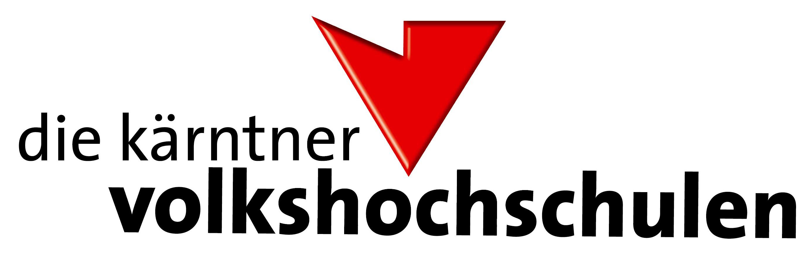 Die Kärntner Volkshochschulen logo