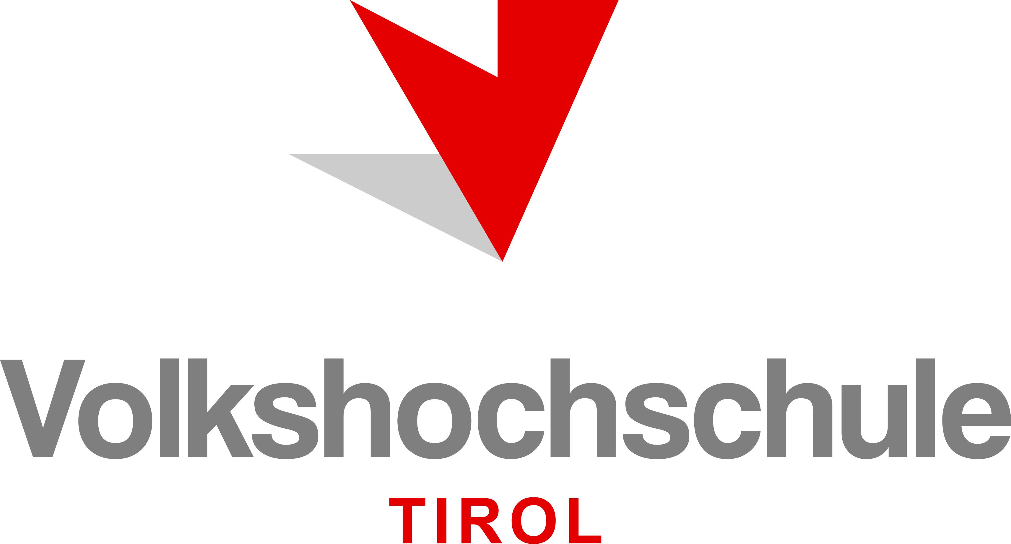 Volkshochschule Tirol logo