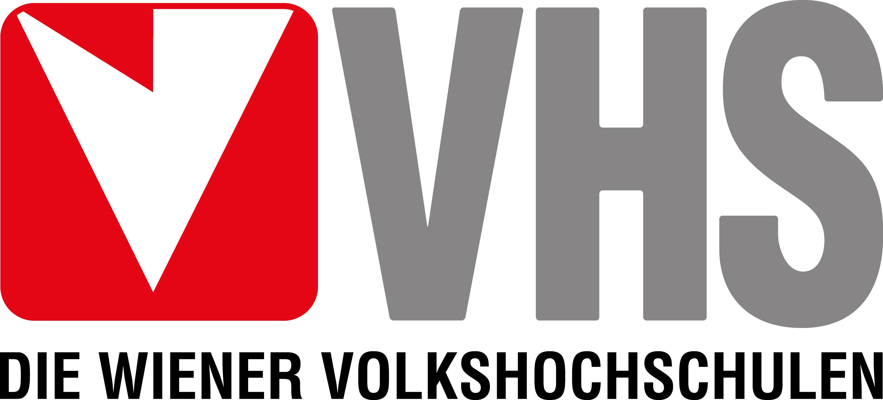 Die Wiener Volkshochschulen logo
