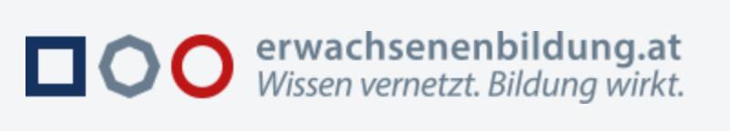 Logo Erwachsenenbildung.at